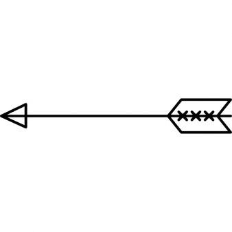 Spear arrow