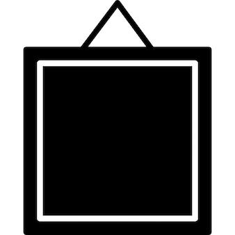 正方形のミュージアム·アート·フレーム