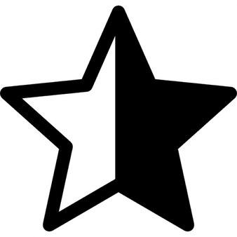 Star half empty