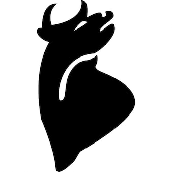 Taurus astrological sign symbol