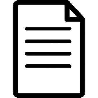 Text document