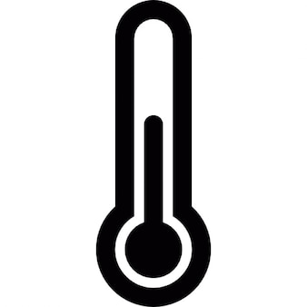 Thermometer heat cold