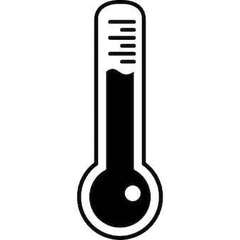 Thermometer temperature control tool