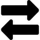 Two-way arrows