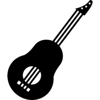 Ukelele variant with three strings