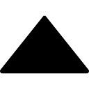 Up triangle