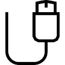 USB plug cable