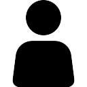User silhouette