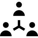 花輪国境シルエットを持つグループのユーザー
