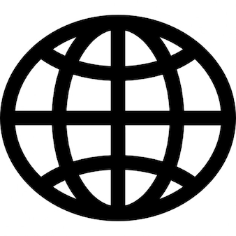World Wide Web Globe
