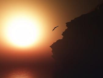 3d cliff