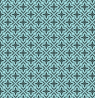 Ornamental Seamless Moroccan Pattern Background