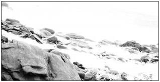 Rocks, river