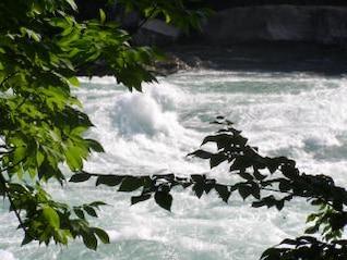 Canada Rapids, power