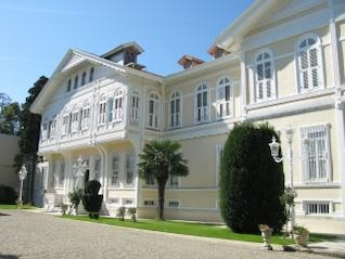 Palace Malta in Istanbul