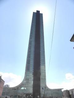 skyscraper   sapphire in istanbul