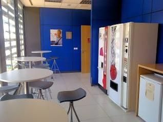 office s coffee room