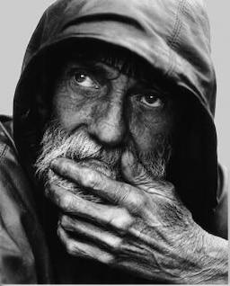Homeless Mike, street