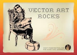 Vector Art Rocks