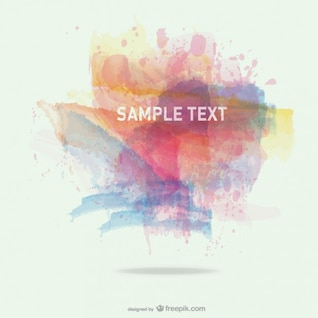 Free background abstract splashes