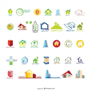 house housing graphics vector material