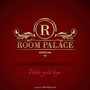 Royal golden logo free download