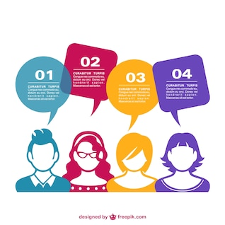 People social media design