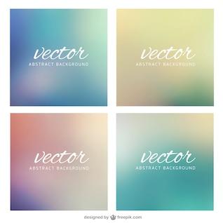 Blur background vectors