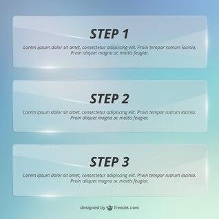 Crystal frames options set