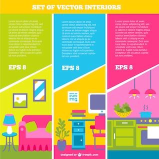 Set of vector interiors