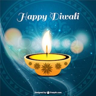 beautiful diwali cards    vector