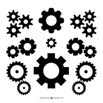 Vector gears free download