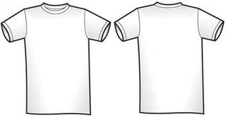 Men's basic round neck t shirt