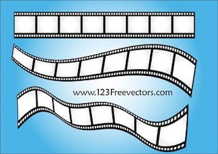 119 Vector Film Strip 2