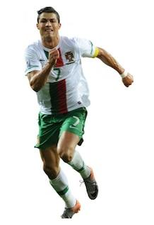 Cristiano Ronaldo , Portugal National team