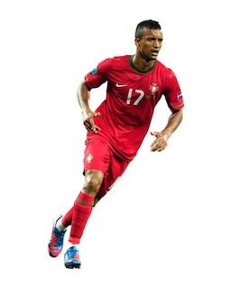 nani   portugal national team