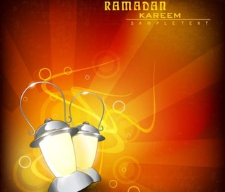 Ramadan and Islamic Vector Illustration