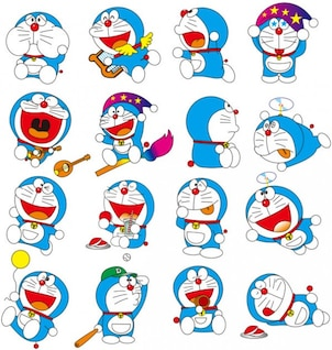 doraemon doraemon a dream vector