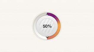 Circular Progress Bar Template