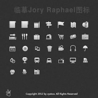 copy jory raphael icon psd layered