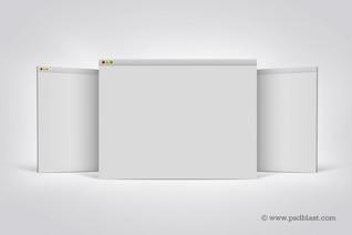 Mac browser template display screen