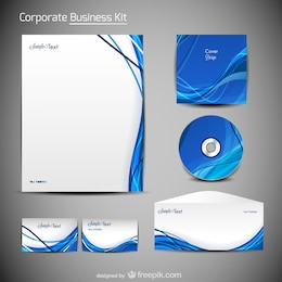a trend merchandise packaging design    vector material