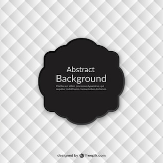 Abstract background with text