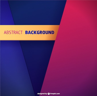 Abstract background with three colors
