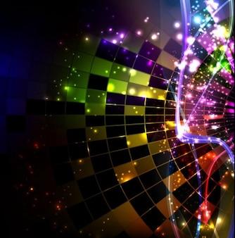 abstract design vector background art