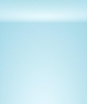 抽象的な空のグラデーションの背景のテクスチャ灰色のグラデーションのインテリアが施されたソフトライトブルースタジオの壁とプレーンフロアは、背景、デジタル、テンプレートとして使用します。あなたのテキストのためのスペースと背景の空の部屋