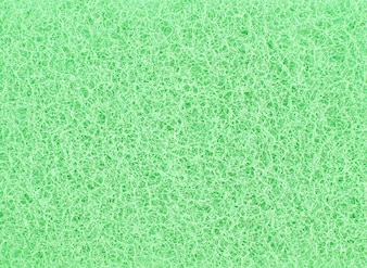 Abstract green sponge texture for background