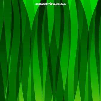 Abstract green stripes background
