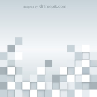 Abstract grey squares background