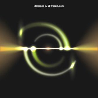 Abstract light spiral background